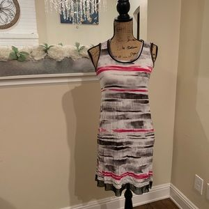 Summer knee length Vera wang dress